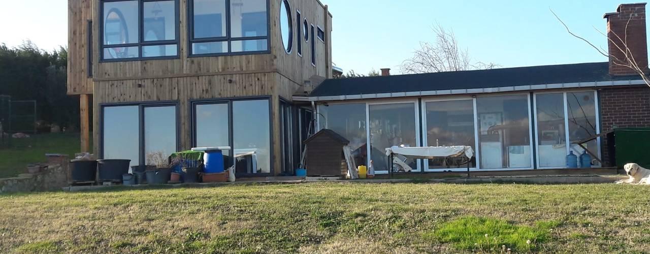 MOVİ evleri – MOVİ ÇOK KATLI MOBİL YAŞAM ALANLARI :  tarz Villa