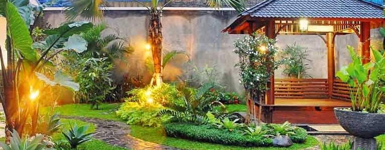 Tukang Taman Taman Tropis Oleh Tukang Taman Surabaya - Tianggadha-art Tropis