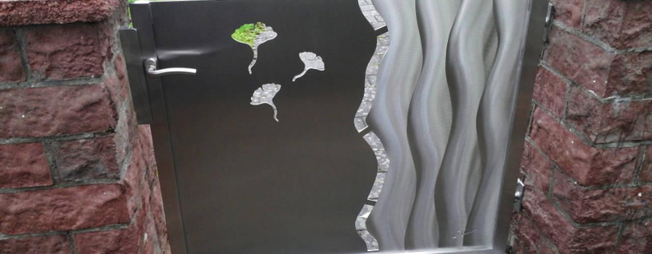 Edelstahldesign Vorher - Nachher:   von Edelstahl Atelier Crouse - Stainless Steel Atelier