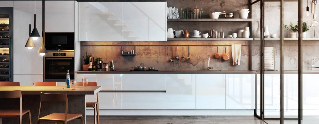 Muebles modernos para cocinas en barcelona - Muebles cocina barcelona ...
