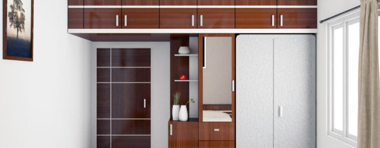 Wardrobe Design Ideas From Interior Designers And Decorators In Pune Homify Homify