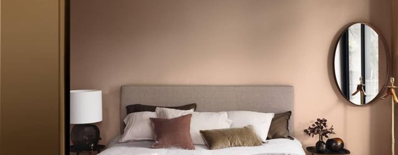 2019: A Think Space Moderne slaapkamers van Dulux UK Modern