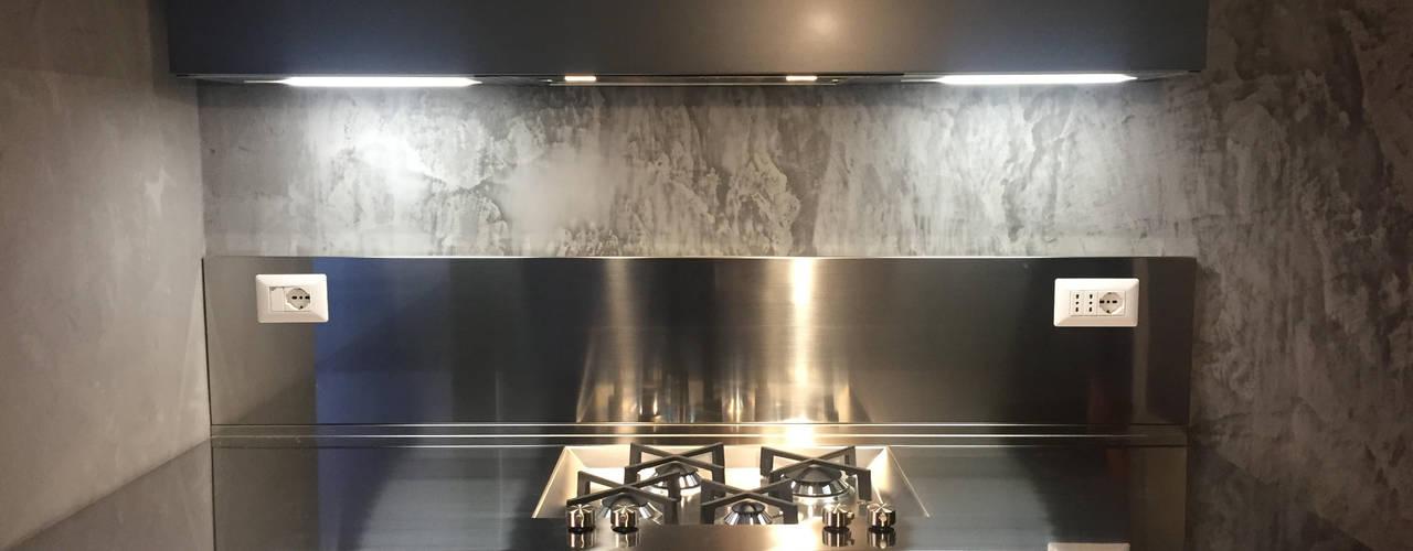 Küche von SteellArt , Modern