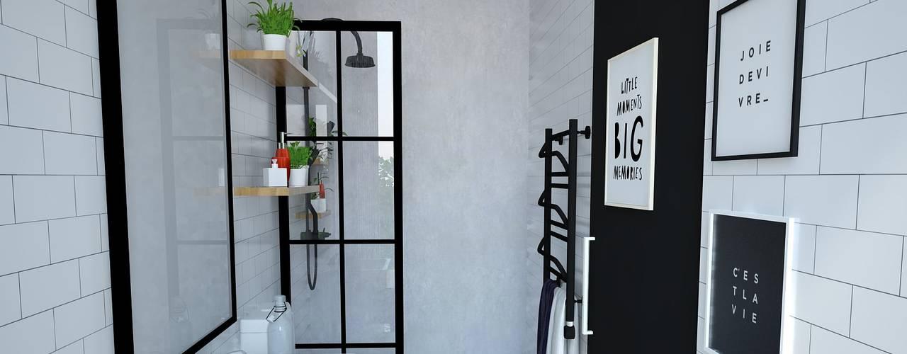Inspirasi Desain Kamar Mandi Minimalis Ukuran 2x2 Homify