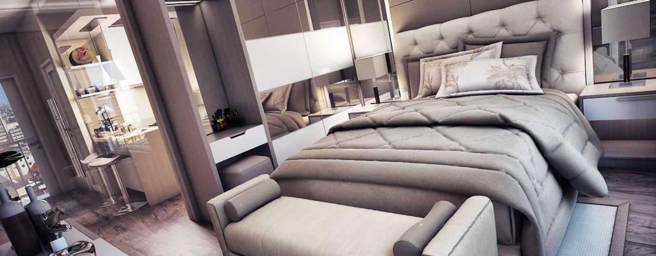 Apartemen Unit La Grande Bandung:  oleh Maxx Details,