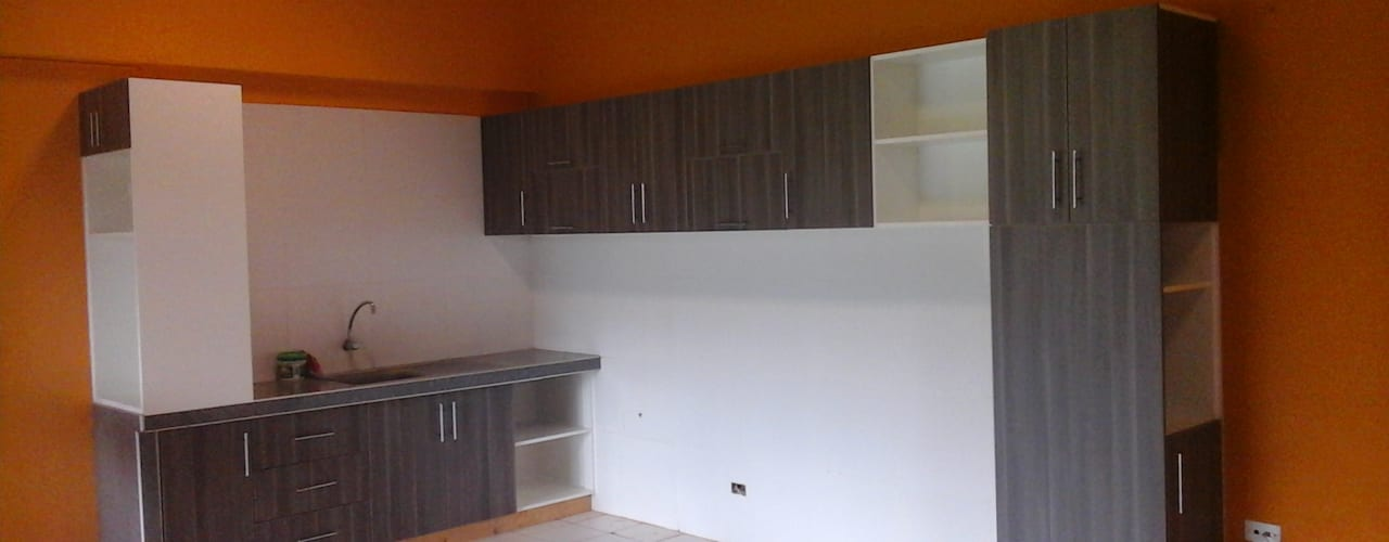 Kitchen units by ARDI Arquitectura y servicios