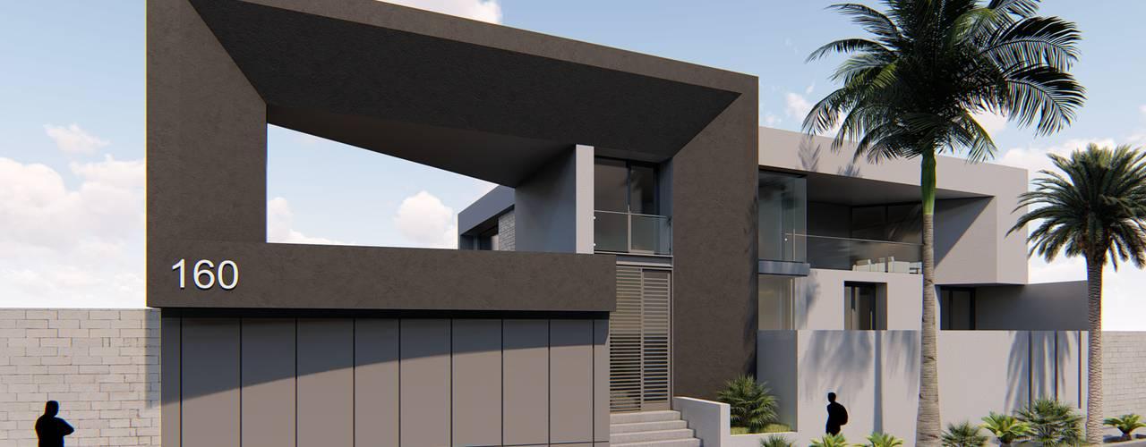 ARAKAN Casas modernas de GRUPO VOLTA Moderno