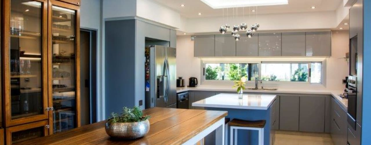 Casa La Reserva Cardales ARQCONS Arquitectura & Construcción Cocinas modernas: Ideas, imágenes y decoración