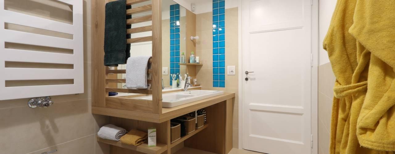 Moderne Badezimmer von Daniele Arcomano Modern