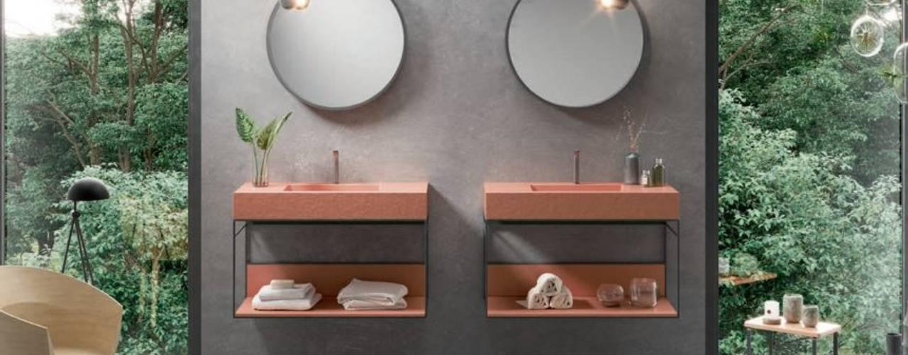 Móvel Sea Casas de banho minimalistas por Smile Bath S.A. Minimalista
