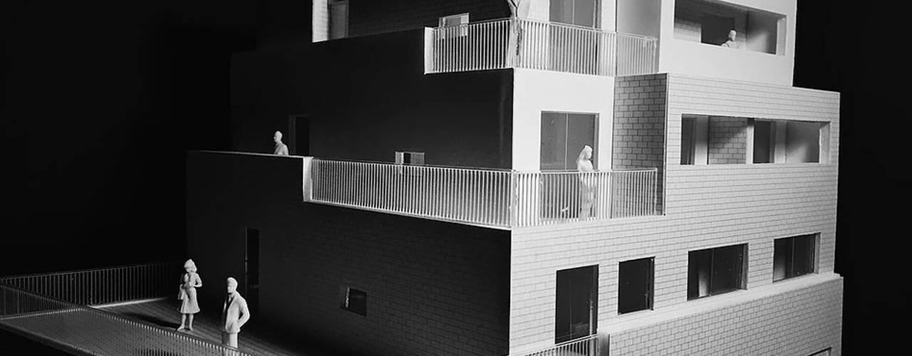 상도동 도시형 생활주택 : 위즈스케일디자인의