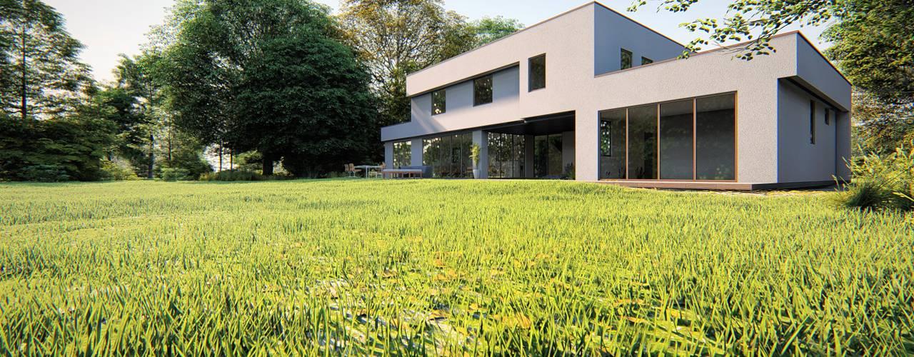 Single family home by Territorio Arquitectura y Construccion - La Serena