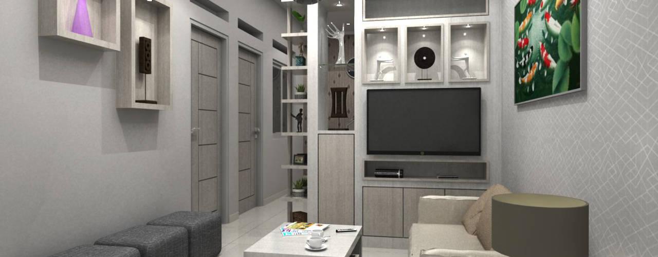 Minimalistische woonkamers van Maxx Details Minimalistisch