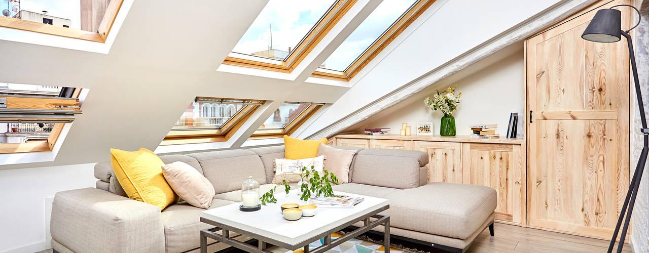ND Interiorismo & Decoración Living room