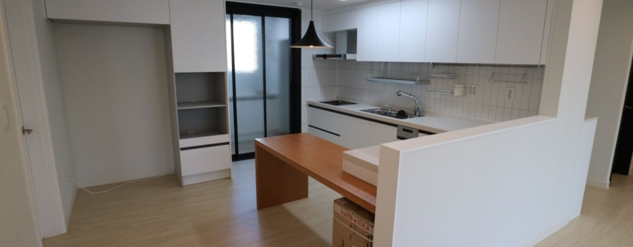 Kitchen by interior  이유, Modern