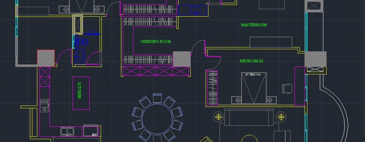 de 台中室內設計-築采設計