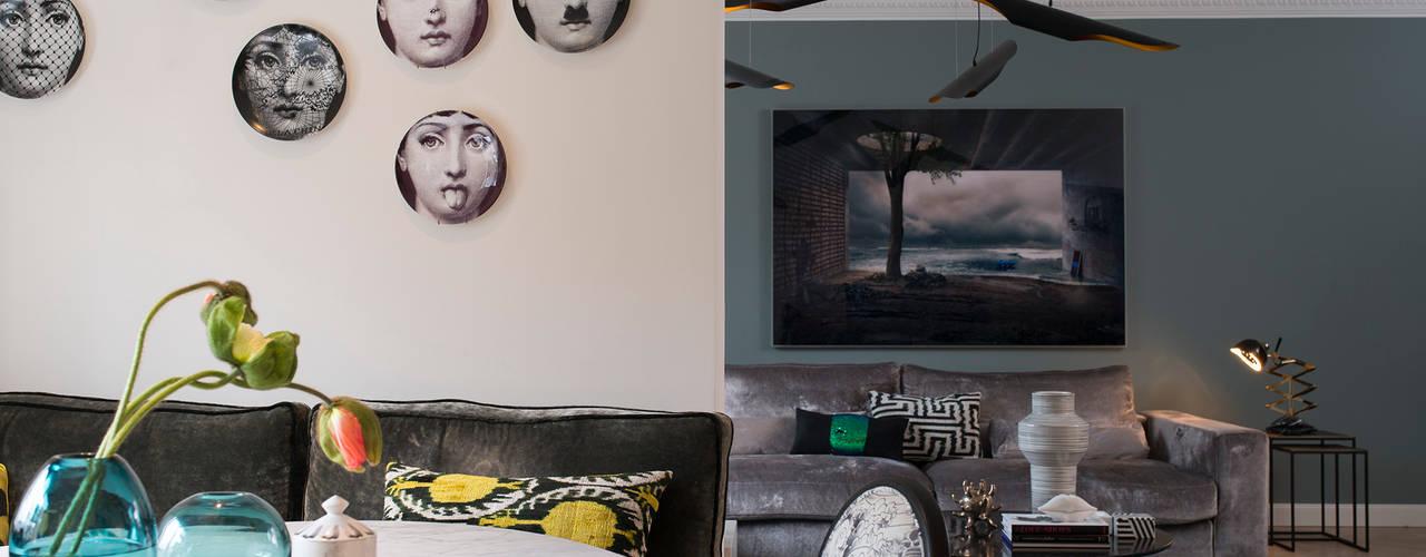 Arzu Kartal Interior Studio & Concepts의  빌트인 주방