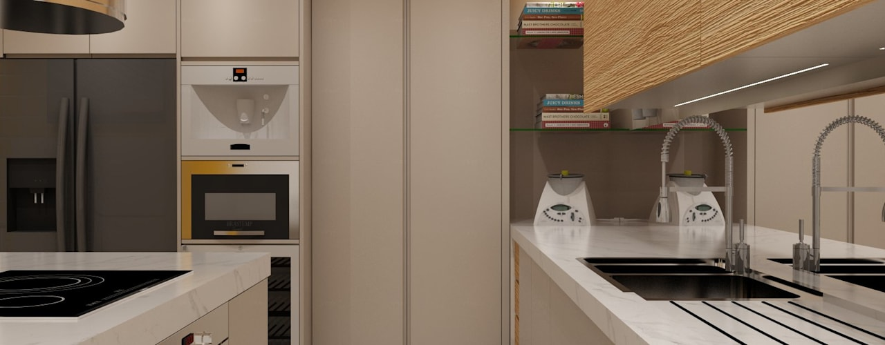 Built-in kitchens by Angelourenzzo - Interior Design