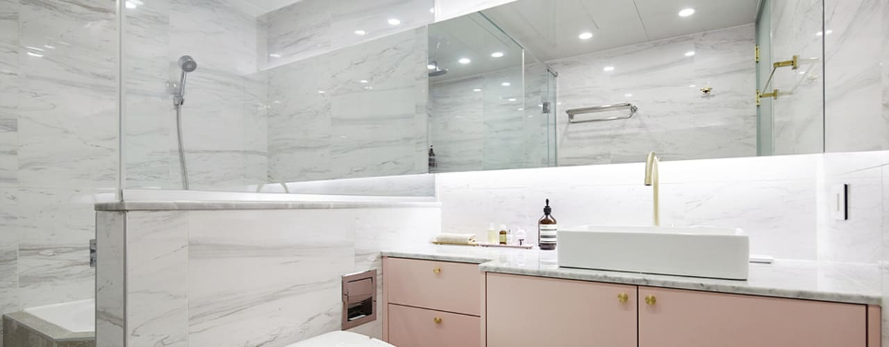 Modern bathroom by 영훈디자인 Modern