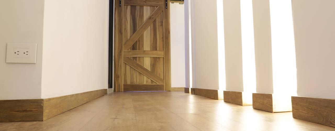Casa VM Carpinteria Arquitectonica de Intrazzo Mobiliairo Rústico