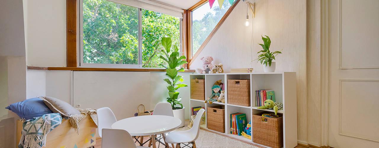 Sala de estar niños de Klover Escandinavo
