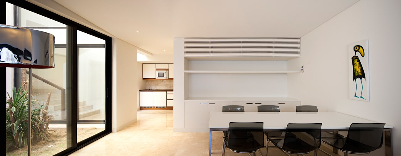 Built-in kitchens by AGi architects arquitectos y diseñadores en Madrid