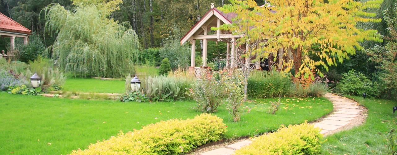 Бельгийская Деревня Вечные Ценности: Сады в . Автор – ООО GeoGraffiti, Классический