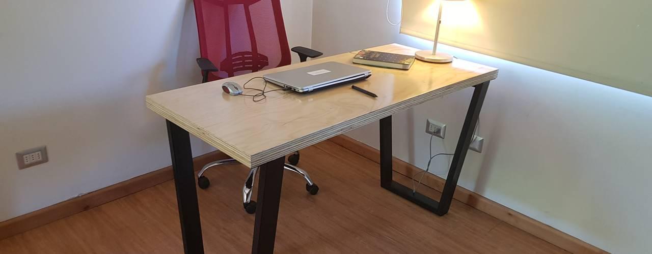 Mobiliario Versátil:  de estilo  por SIMPLEMENTE AMBIENTE mobiliarios hogar y oficinas santiago