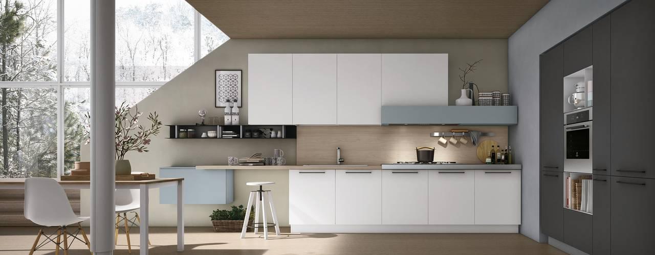 Mobiliario de Cocinas de STOSA CUCINE CHILE Moderno