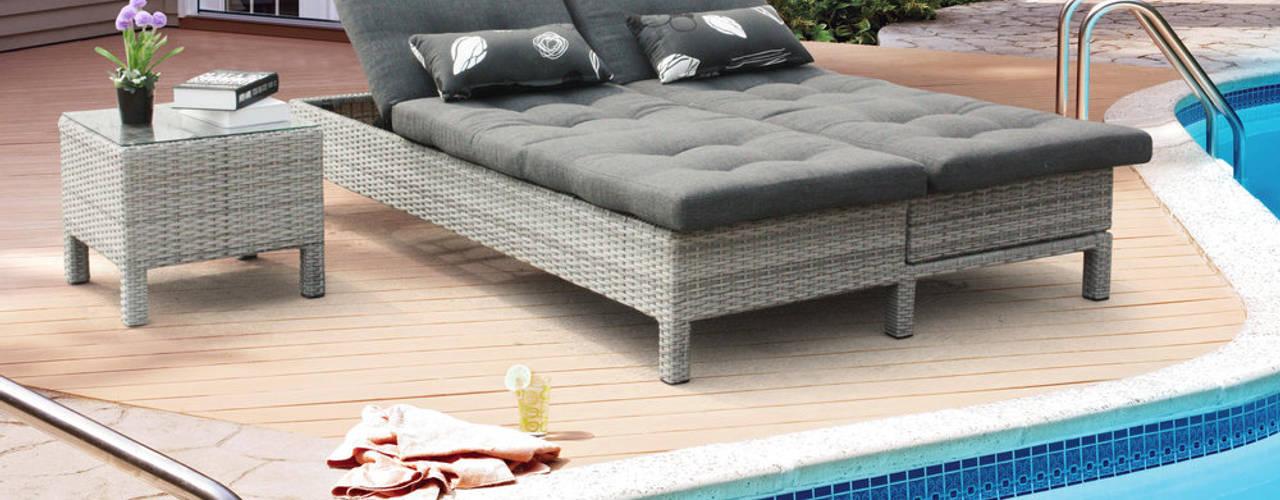 Patios & Decks by CRISTINA AFONSO, Design de Interiores, uNIP. Lda,