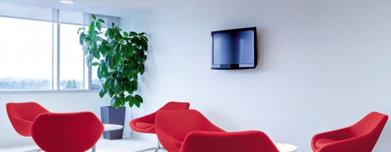 Sehr Moderner Schallschutz für eure Büros GP18