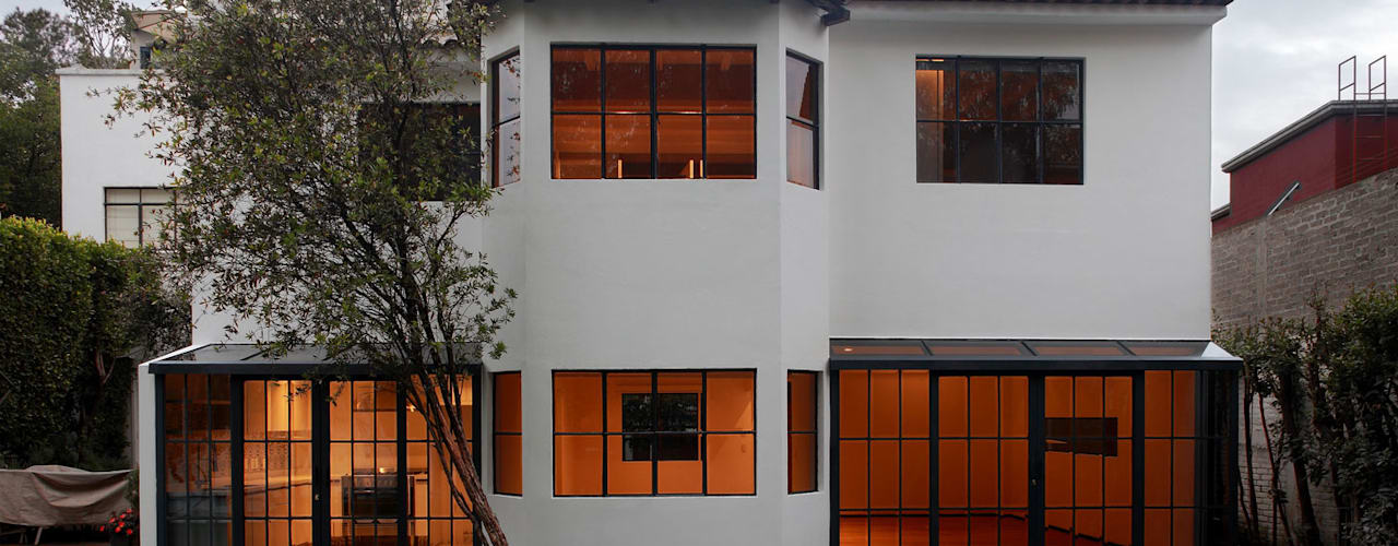 Houses by BACE arquitectos,