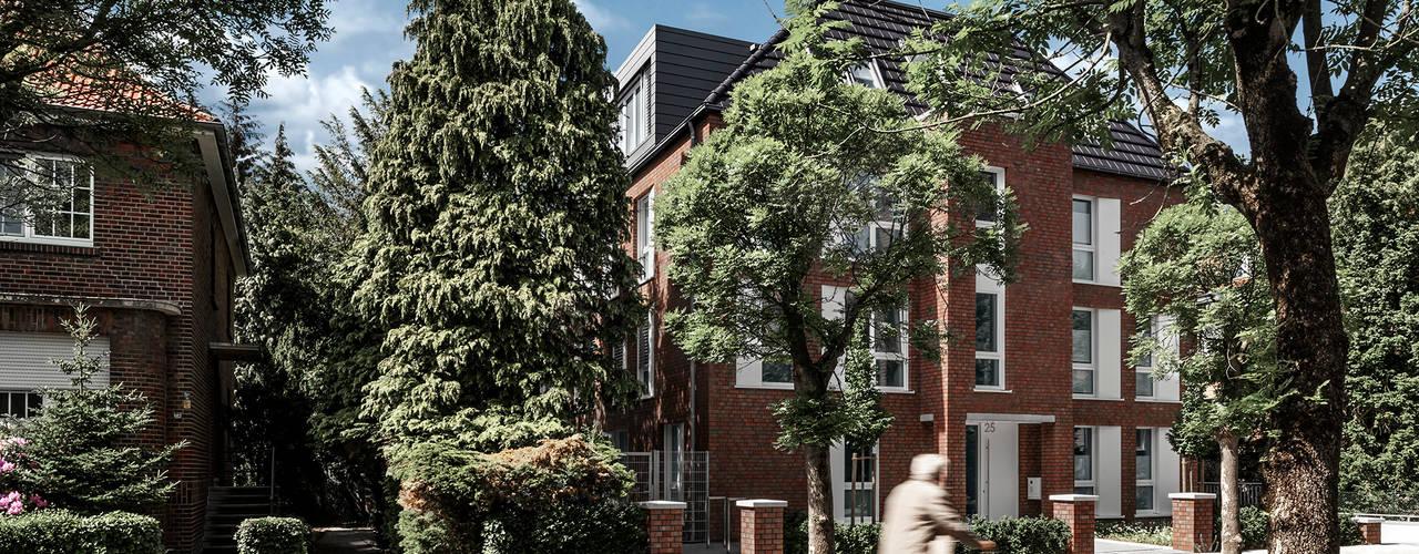Multi-Family house by Hilger Architekten,