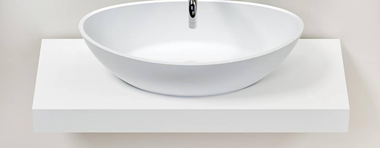 Badeloft GmbH - Hersteller von Badewannen und Waschbecken in Berlin 洗面所&風呂&トイレ収納 白色