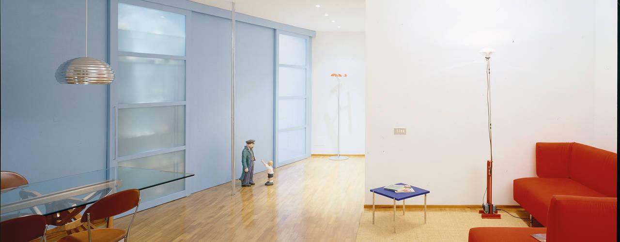 โดย Scaglione Workshop architettura e design โมเดิร์น