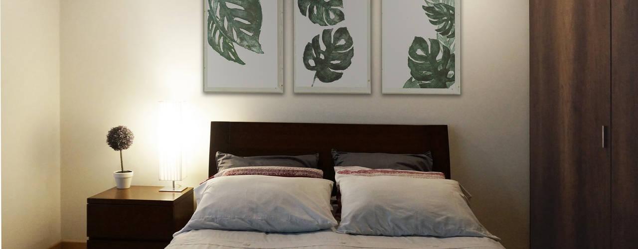 Apartamento 201 de TikTAK ARQUITECTOS Tropical