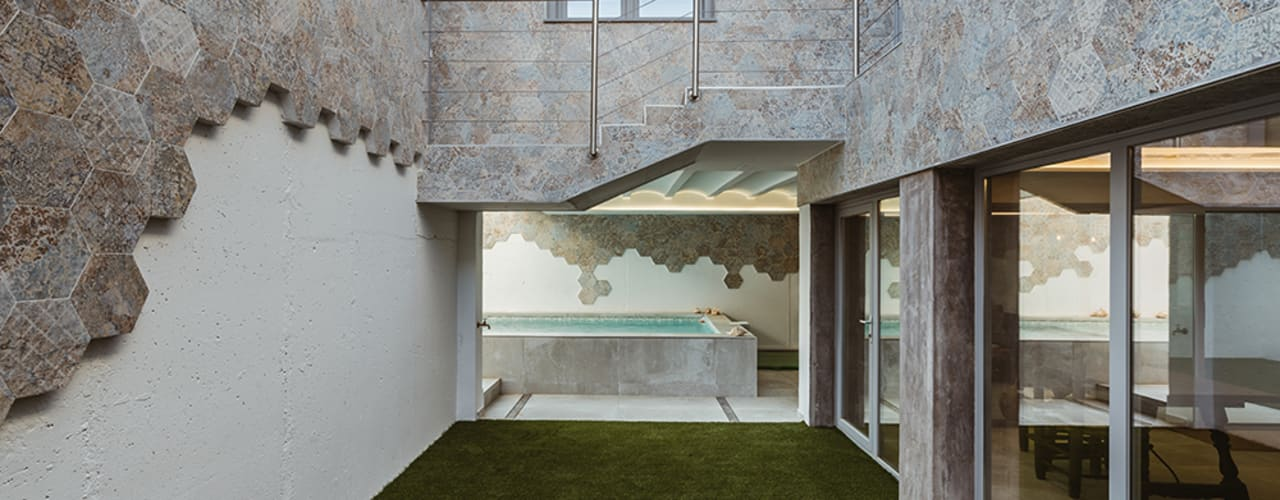 前院 by OOIIO Arquitectura en Madrid,