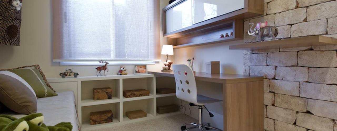 Dormitórios Infantis Quarto infantil moderno por BG arquitetura | Projetos Comerciais Moderno