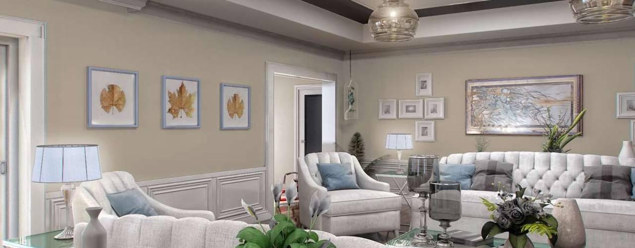 Yunus Emre | Interior Design من VERO CONCEPT MİMARLIK حداثي