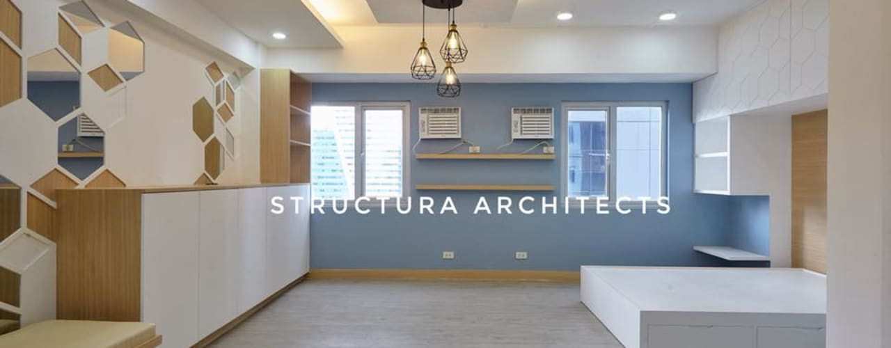 Structura Architects Living room