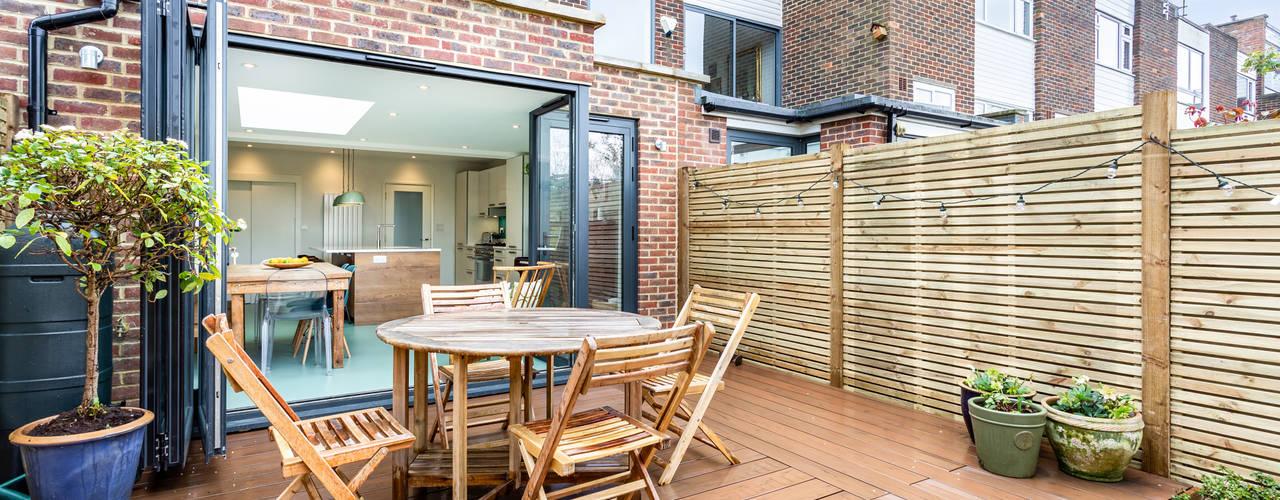 Elverson Road SE13 Lewisham | Kitchen extension by GOAStudio | London residential architecture Modern