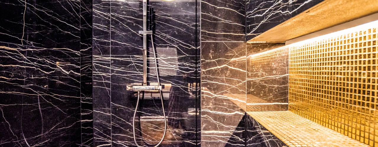 Moreno Licht mit Effekt - Lichtplaner Bagno moderno