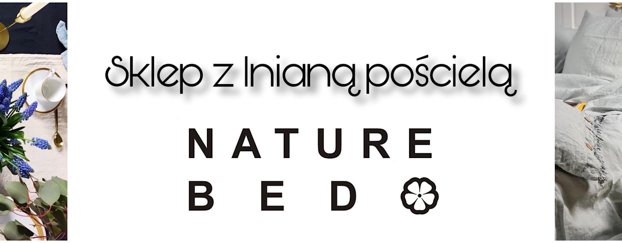 Linen bedding - the best choice od NatureBed