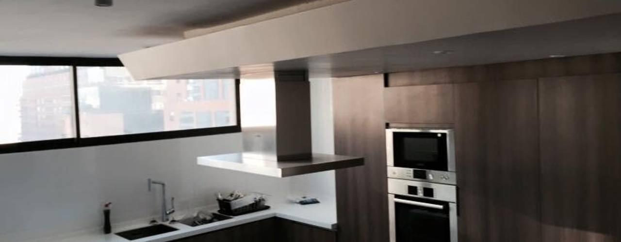 Built-in kitchens by AUTANA estudio, Modern