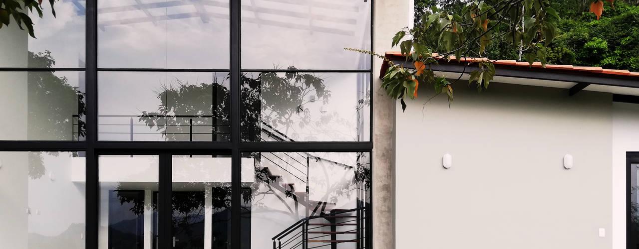Diseño y Visualización Casas modernas de Arquitectura y Visualización Moderno