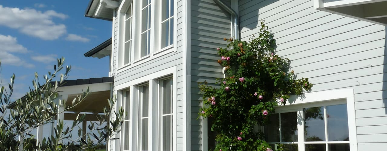 Klassische Häuser von homify Klassisch