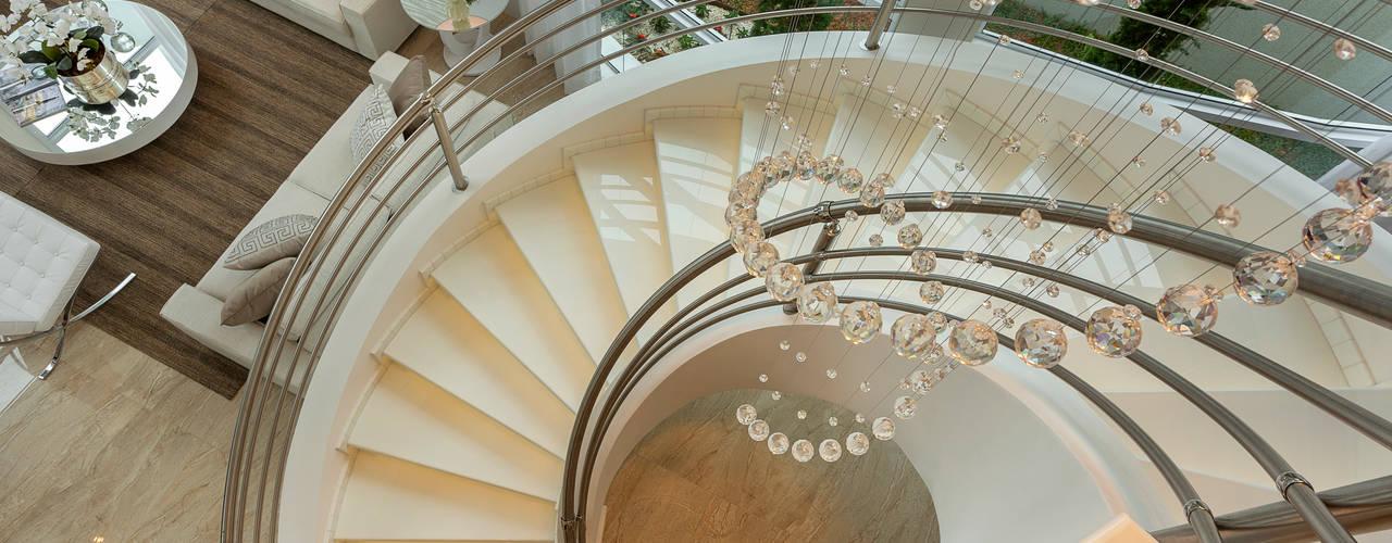 Casa Esplêndida Arquiteto Aquiles Nícolas Kílaris Escadas