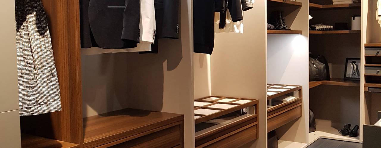 de estilo  por Patagonia wood, Moderno