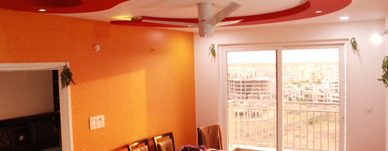 Aparna SilverOaks , Chandanagar, Hyderabad by SD Interiors & Modulars