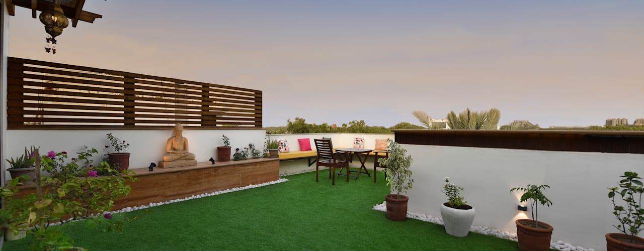 Desigent Design Studio Modern Terrace